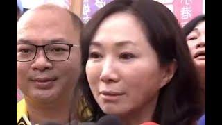選戰進入最後倒數 韓國瑜妻李佳芬市場拜票