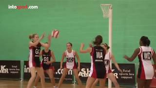 Netball Game - Rules Introduction