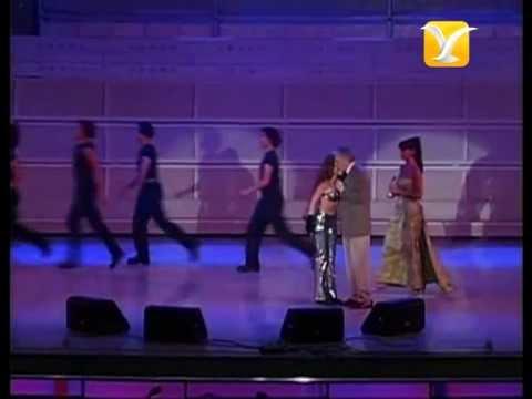 Thalia Piel Morena Festival de Viña 1997