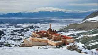 Winter Journey through Eastern Anatolia