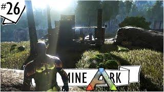 RUINS! Using Re-Fertilizer to Reclaim Abandoned Bases :: Ep. 26 :: Ark: Survival Evolved :: IronMine