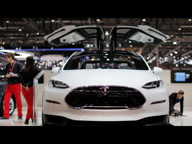 Tesla to Offer Model S in 'Ludicrous Mode'