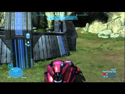 Funny Halo Reach Fails and Laughs 5! -HD