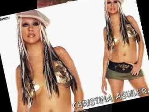 christina aguilera candyman live. Christina Aguilera Performing
