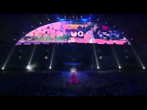 15th Asian Games: Lea Salonga performing Triumph of the One