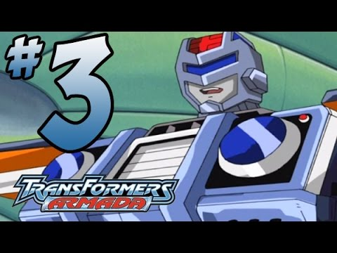Let's Play Transformers! (PS2) Playthrough Part 3 - Red Alert Gameplay