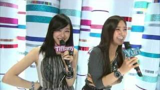 Yuri's rap for Fany