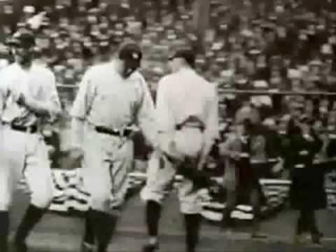Babe Ruth A Peek In Baseball History