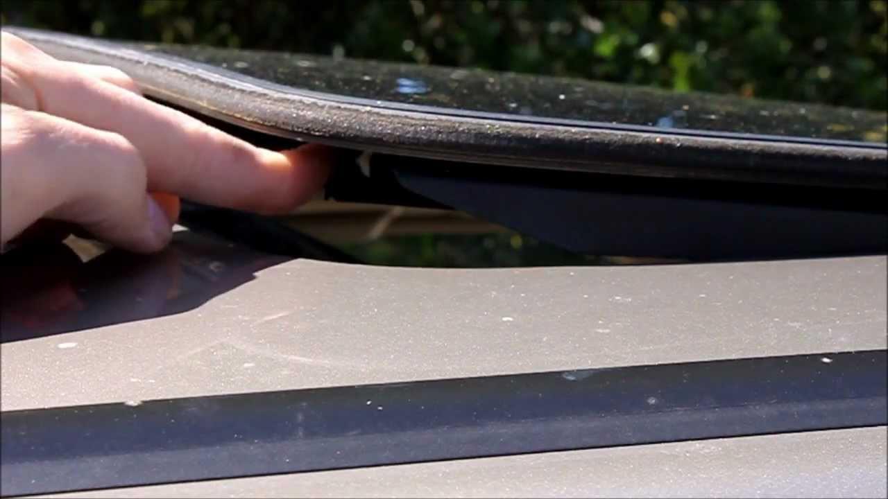 Volvo 850 Sunroof Fix Youtube