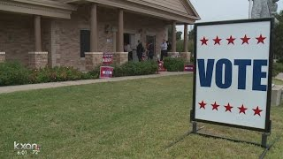 Counties prepare for long lines, high election-day voter turnout