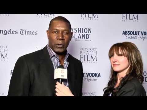 Dennis Hayesbert – 2013 Newport Beach Film Festival