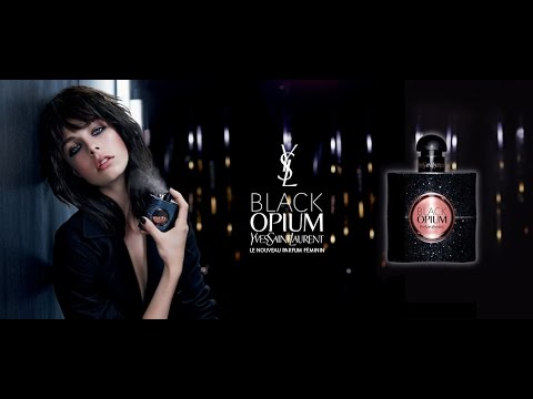 ysl black opium youtube. Black Bedroom Furniture Sets. Home Design Ideas