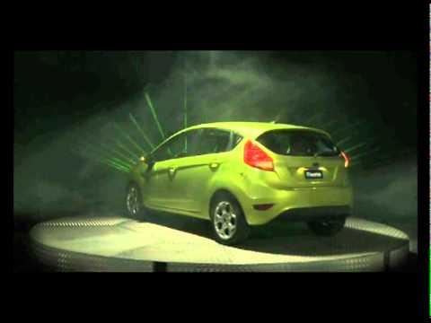 Nuevo Ford Fiesta Kinetic Design