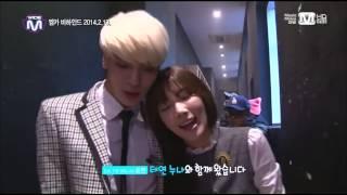 [ENG] 140220 TaeYeon & JongHyun   Wide Entertainment News