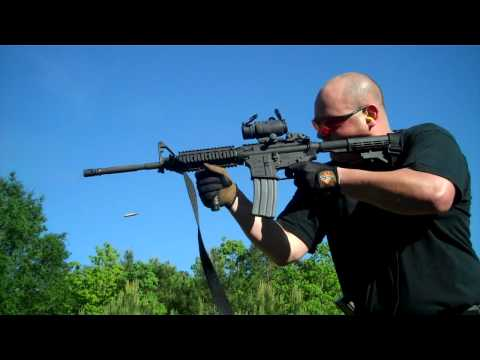 Colt LE 6920 SOCOM M4A1 - 60 rounds in 16 seconds