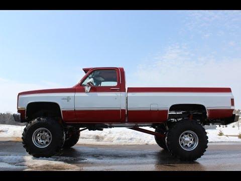 1985 Chevy Silverado Scottsdale 10 - YouTube