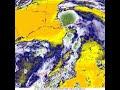 Tropical Storm Claudette moves onshore