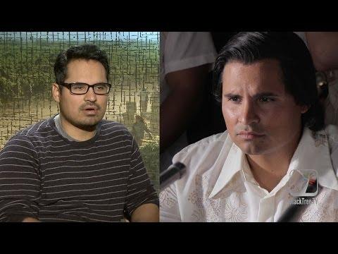 Michael Peña interview for Cesar Chavez