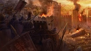 Video: Siege of Jerusalem and destruction of the Jewish Temple and Jesus' Gospel (70 AD)