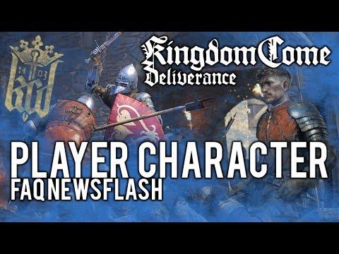 ► Kingdom Come: Deliverance | Player Character & Female Protagonist FAQ Newsflash