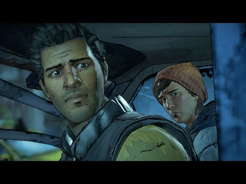 WALKING DEAD Season 3 Episode 5 Going After David and Gabe