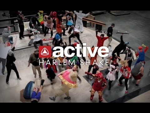 Harlem Shake - Active Ride Shop HQ