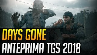 Days Gone: Anteprima dal Tokyo Game Show 2018