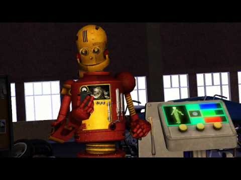 The Sims 3 Where have all the superheroes gone?