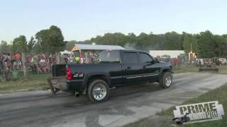 Epic Truck Pull Chevy Vs Dodge- Tug O War