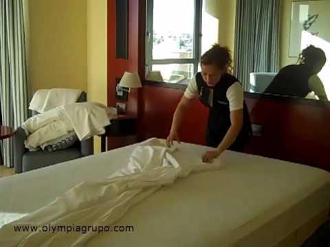 Por qu é no se salen las sábanas de la cama en el Olympia Hotel Valencia
