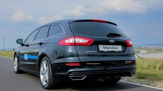 Im Test: Ford Mondeo Turnier Titanium 2.0 TDCi - The ProbefahrtBlog
