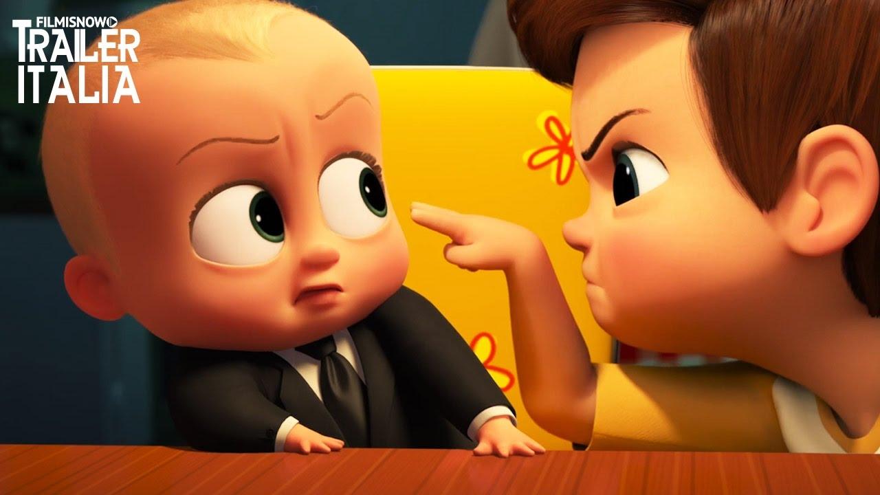 BABY BOSS - conosci il più insolito dei bambini | Trailer Ufficiale [HD]