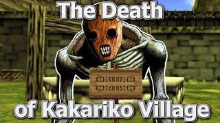 (Zelda 64 Theory) The Death of Kakariko Village - Kakariko Village Theory