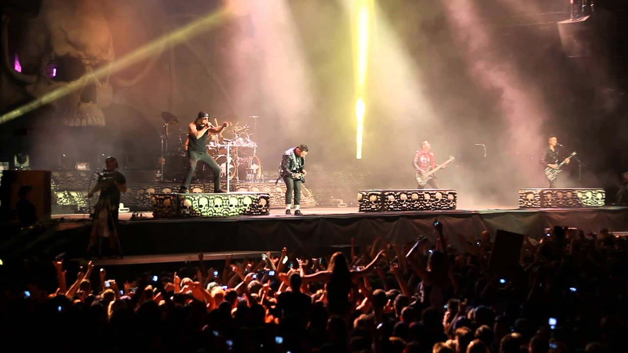 Avenged Sevenfold Live Wallpaper Avenged Sevenfold Live 2013