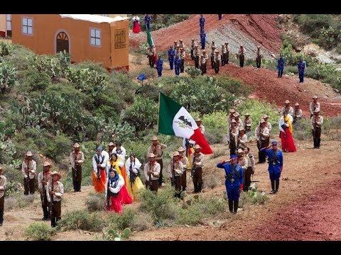 Escenificación de la Batalla de Zacatecas