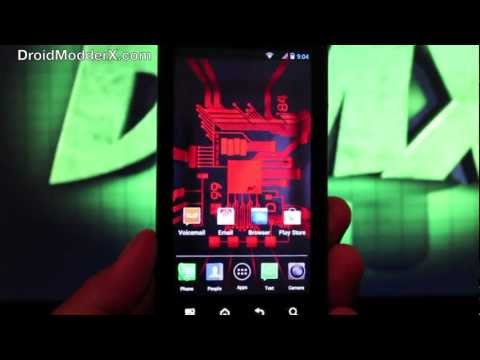 Motorola Droid Razr Official ICS Android 4.0.4 Firmware Update
