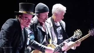 U2 Acrobat, Köln 2018-09-05 Cologne - U2gigs.com