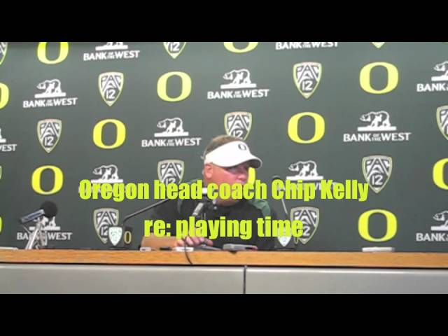 Fresno State - Oregon postgame interviews 9-08-2012