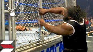 10 INFAMOUS CAGE CRASHERS IN WWE