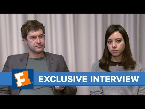 Safety Not Guaranteed - Mark Duplass and Aubrey Plaza exclusive interview from SXSW 2012