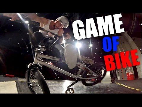 GAME OF BIKE #18 – Дима Гордей, Игорь Оленичев и Камаз BMX