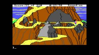 "Let's Play: ""King's Quest III: To Heir is Human"" (1986, DOS)"