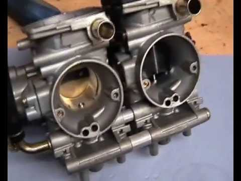 Yamaha Raptor Carburetor Cleaning