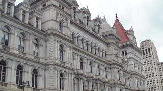 Travel Spot: Downtown Albany - Corning Building, NY State Capital Tour