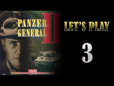 Let's Play Panzer General II - Episode 3 - Fumbling in Snow in Finland (1939-1940)