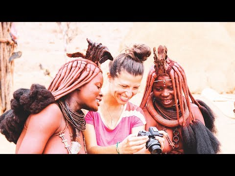 Besuch bei den Himba • Namibia • Weltreise Vlog #147