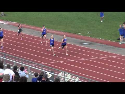 200m Chase Middle School 8th grade girls (Ferris)