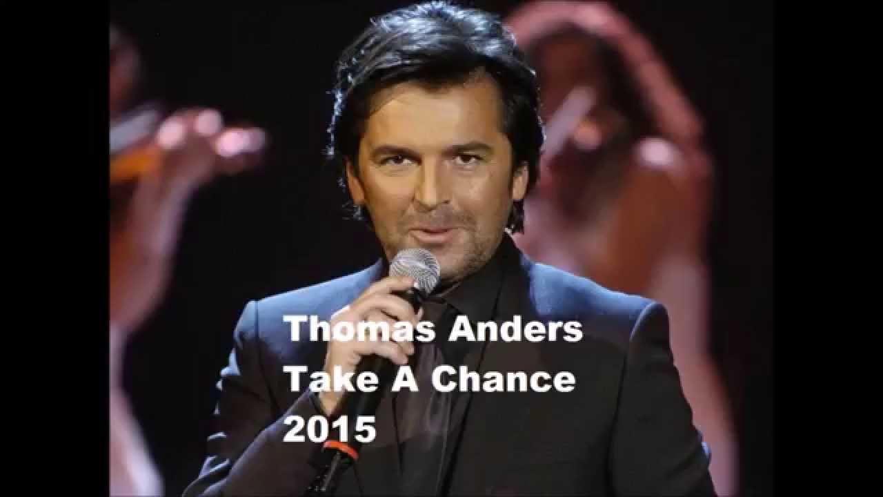 Thomas Anders 2015 Thomas Anders