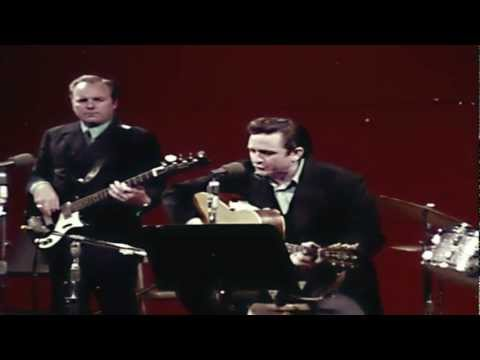 Johnny Cash - San Quentin High Definition