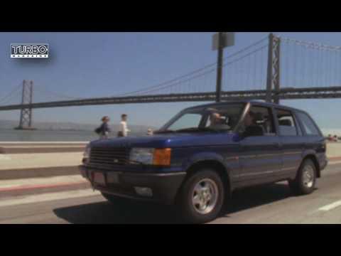 Le Range Rover a 40 ans